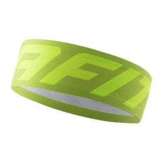 DYNAFIT ディナフィット Performance Dry Slim Headband Fluo yellow メンズ・レディース ヘッドバンド(スリムタイプ)