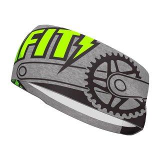 DYNAFIT ディナフィット Graphic Performance Headband Q.shade melange engine メンズ・レディース ヘッドバンド