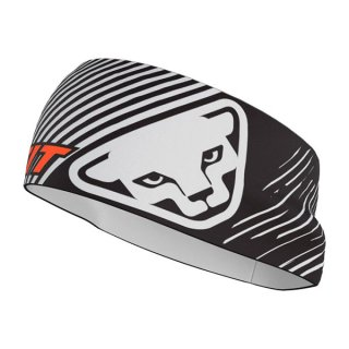DYNAFIT ディナフィット Graphic Performance Headband Black out striped メンズ・レディース ヘッドバンド