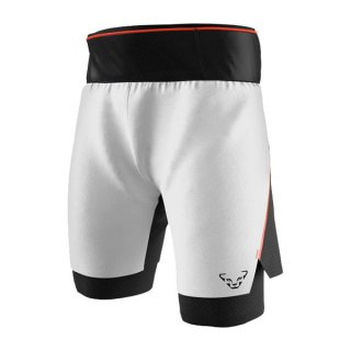 DYNAFIT ディナフィット DNA 2in1 Split Shorts Men Nimbus メンズ ショートパンツ
