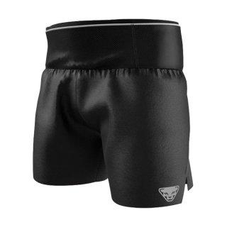 DYNAFIT ディナフィット DNA 2in1 Split Shorts Men Black out メンズ ショートパンツ