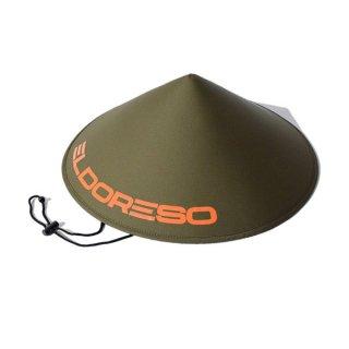 ELDORESO(エルドレッソ) Ibrahim Hat(Olive) E7100311 メンズ・レディース アウトドア用のハットから着想を得たニュータイプのハット