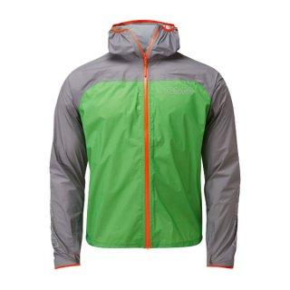 OMM オリジナルマウンテンマラソン Halo Jacket メンズ フルジップ シェルジャケット