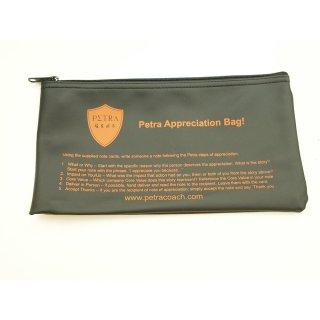 BANK BAG バンクバッグ アクセサリーポーチ 収納ケース ハンドバッグ クラッチバッグ【小物入れ 収納袋 コンパクト 軽量 登山 ソロキャンプ アウトドアギア】