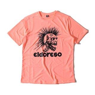 ELDORESO(エルドレッソ) Mohawk Wide T(Pink) E1006111 メンズ・レディース ドライ半袖Tシャツ