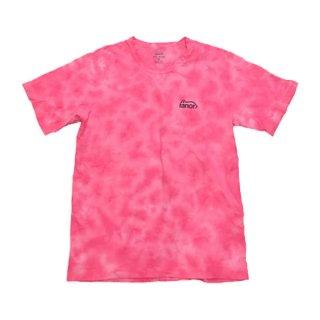 ranor(ラナー) NEON TIE DYEING T-SHIRTS メンズ・レディース 半袖Tシャツ