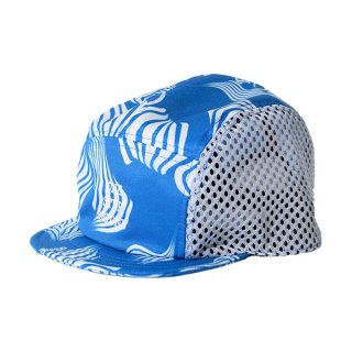 ELDORESO(エルドレッソ) Pietri Short Brim Cap(Blue) E7006511 メンズ・レディース ランニング メッシュキャップ