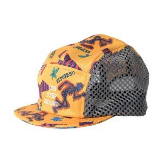 ELDORESO(エルドレッソ) Pietri Short Brim Cap(Yellow) E7006511 メンズ・レディース ランニング メッシュキャップ