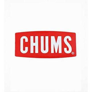 CHUMS チャムス Sticker CHUMS Logo Medium ステッカーチャムスロゴミディアム