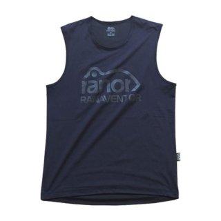 ranor(ラナー) NOSLEEVE BACKMESH メンズ・レディース ノースリーブシャツ