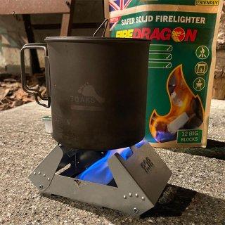 FireDragon ファイヤードラゴン Folding Cooker/フォールディングクッカー【BBQ ソロキャンプ アウトドア BCB international】