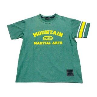 MMA マウンテンマーシャルアーツ MMA College Big Tee メンズ レディース半袖Tシャツ