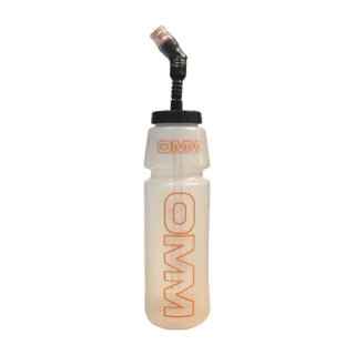 OMM オリジナルマウンテンマラソン Ultra+Bottle 750ml (Straw) チューブ付きハンドボトル(750ml)