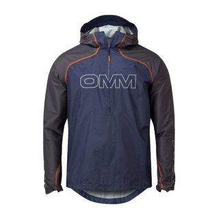 OMM オリジナルマウンテンマラソン KAMLITE SMOCK メンズ ハーフジップ レインウェア