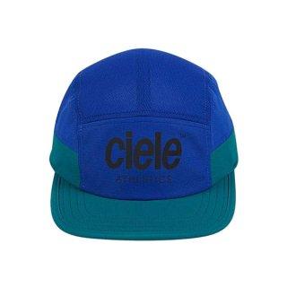 CIELE(シエル) GOCap Athletics - 16 DeepSea メンズ・レディース ランニングキャップ