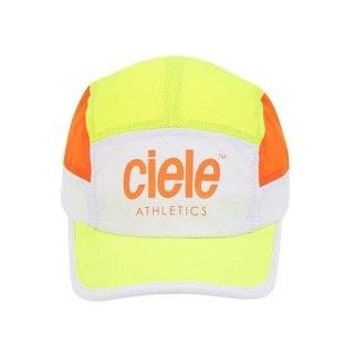 CIELE(シエル) ALZCap SC Athletics - 08 Britelite メンズ・レディース ランニングキャップ