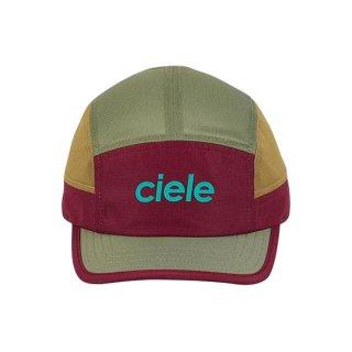 CIELE(シエル) ALZCap SC Century - 03 Montebello メンズ・レディース ランニングキャップ