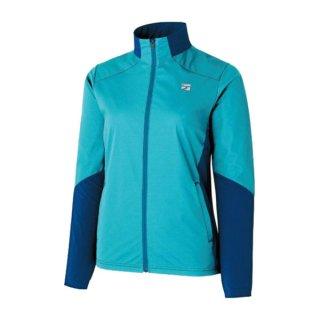 finetrack(ファイントラック) スカイトレイルジャケット レディース 防風性、通気性のフルジップジャケット
