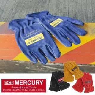 MERCURY マーキュリー ワーキンググローブ【MCR 作業用手袋 BBQ ソロキャンプ キャンプ用品 アウトドア用品】