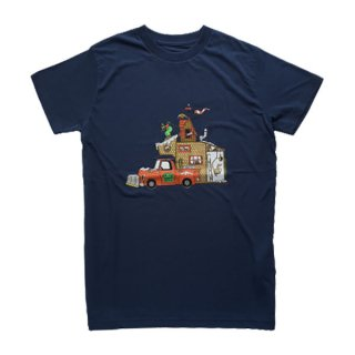 Teton Bros ティートンブロス WS TB Ski Bum Tee レディース 半袖Tシャツ