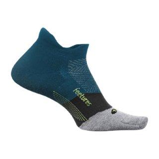 Feetures(フィーチャーズ) ELITE LIGHT CUSHION NO SHOW TAB ランニング ショートソックス