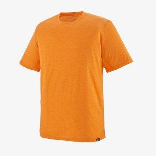 patagonia(パタゴニア) キャプリーン・クール・トレイル・シャツ メンズ ドライ半袖Tシャツ