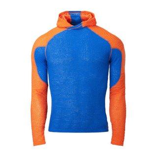 OMM オリジナルマウンテンマラソン Core Hoodie メンズ インサレーション素材のフード付き長袖シャツ