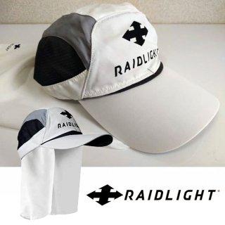 RaidLight(レイドライト) SAHARA CAP メンズ・レディース シェード付きランニングキャップ