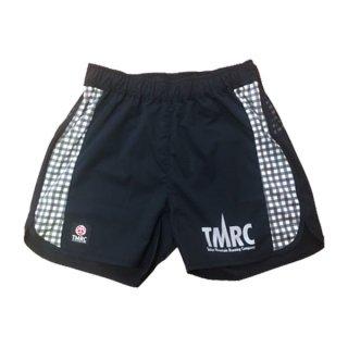 MMA マウンテンマーシャルアーツ TMRC Gingham Panel Run Pants Air メンズ・レディース ランニングパンツ
