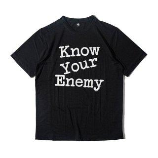 ELDORESO(エルドレッソ) K/Y/E Wide T(Black) E1007021 メンズ・レディース ドライ半袖Tシャツ