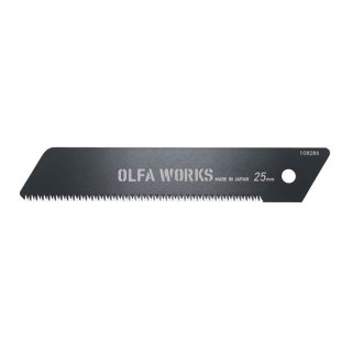 OLFA WORKS オルファワークス 替刃式フィールドノコギリ FS1/替刃 OWB-FS1【のこぎり カッターナイフ 無骨 DIY ソロキャンプ 用品 アウトドア用品】
