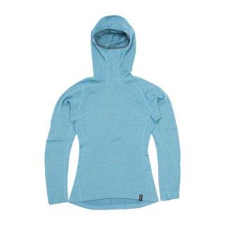 Teton Bros ティートンブロス WS MOB Wool Hoody レディース フード付き長袖シャツ