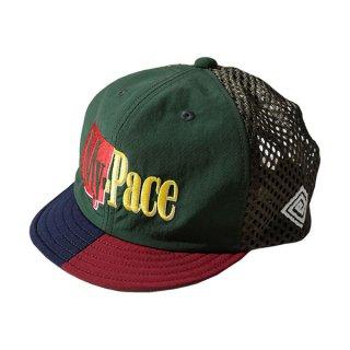 ELDORESO(エルドレッソ) My Pace Cap(Green) E7007321 メンズ・レディース ランニング メッシュキャップ