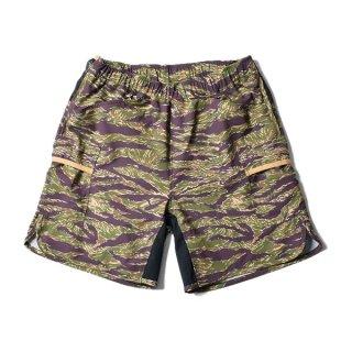 MMA マウンテンマーシャルアーツ 7pocket Run Pants V5 Shorty メンズ ドライ ショートパンツ