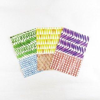 woo ポストカード(全7種)