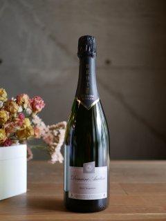 オーレリアン NV'クレマン・ド・ブルゴーニュ アン・シャティヨネ ブラン・ド・ブラン(DM Aurelien NV' Crémant de Bourgogne Blanc de Blancs NV)