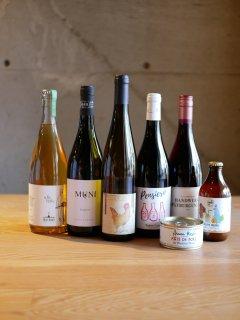 厳選ワイン5本+α セット(special selected 5btls wine +α)
