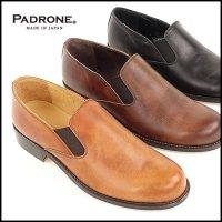 PADRONE(パドローネ)<br>SIDE GORE SHOES / VITO(サイドゴアシューズ)