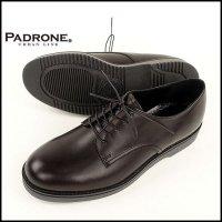 PADRONE URBAN LINE(パドローネアーバンライン)<br> DERBY PLAIN TOE SHOES