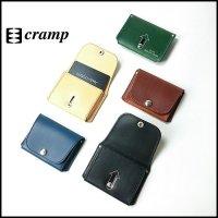 Cramp(クランプ)<br>スライド式カードケース&名刺入れ
