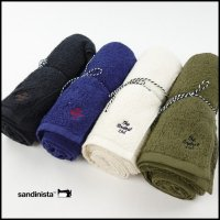 SANDINISTA(サンディニスタ)<br>Daily Imabari Face Towel(今治フェイスタオル)