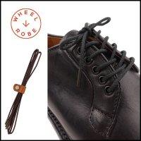WHEELROBE(ウィールローブ)<br>ROUND SHOE LACE 5-EYE(靴ひも(丸紐)短靴用)