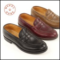 WHEELROBE(ウィールローブ)<br>HEAVY STITCHIN LOAFER(ローファー)