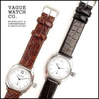 VAGUE WATCH CO.(ヴァーグウォッチカンパニー)<br>COUSSIN 12(クッション12)