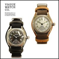 VAGUE WATCH CO.(ヴァーグウォッチカンパニー)<br>COUSSIN Mil(クッションミル)