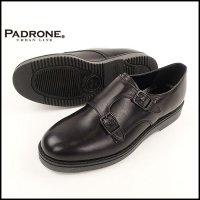 PADRONE URBAN LINE(パドローネアーバンライン)<br>DOUBLE MONK STRAP SHOES(ダブルモンクストラップシューズ)