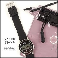 VAGUE WATCH CO.(ヴァーグウォッチカンパニー)<br>DG2000(デジタルウォッチ)