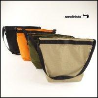 SANDINISTA(サンディニスタ)<br>Cordura Nylon Daily Shoulder Bag(コーデュラナイロンショルダーバック)