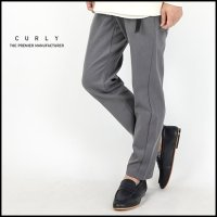 CURLY(カーリー)<br>BROMLEY EZ TROUSERS(サモーラツイルジャージトラウザー)