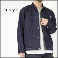 hayt(ハイト)<br>denim jk(ストレッチデニムジャケット)